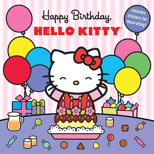 Ltd Sanrio Company Happy Birthday Hello Kitty