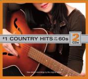 Various #1 Country Hits Of The 60s (2 CD Set) 2 CD Set