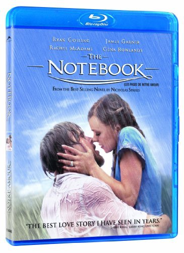The Notebook [blu Ray] Blu Ray