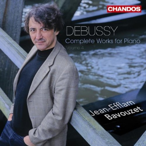A. Debussy Comp Works For Pno Vol. 4 Jean Efflam Bavouzet