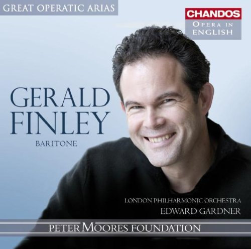 Gerald Finley Great Operatic Arias Vol. 21 Finley*gerald Gardner London Po