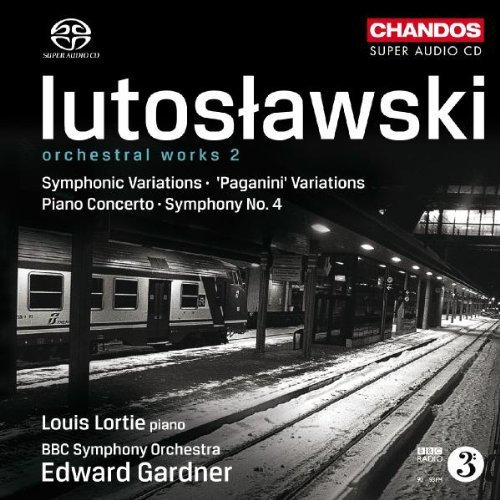 W. Lutoslawski Orchestral Works Vol. 2 Sacd Lortie Bbc Symphony Orchestra