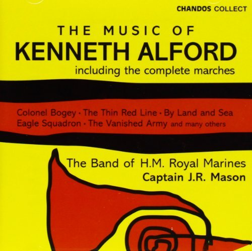K. Alford Marches Comp Musical Switch & Mason Band Of H.M. Royal Marin