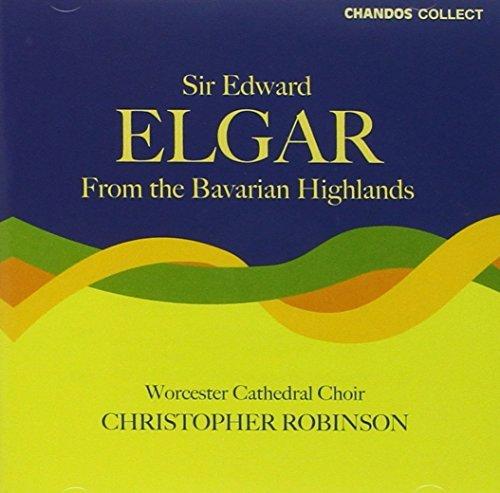 Elgar/Chamber/Choral Works