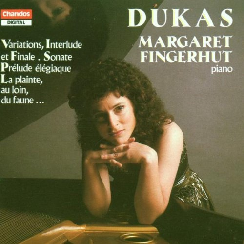 P. Dukas Piano Music Fingerhut*margaret (pno)
