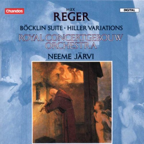 M. Reger 4 Tone Poems After Arnold Bock Jarvi Royal Concertgebouw Orch