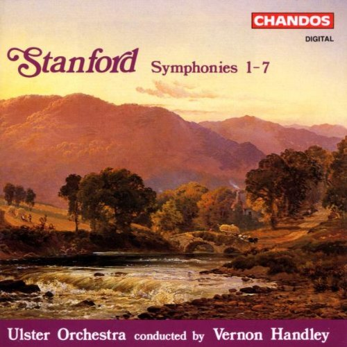 C.V. Stanford Complete Symphonies Handley Ulster Orch