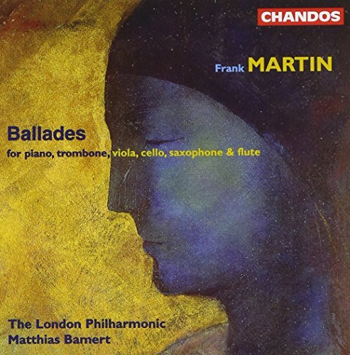 F. Martin Ballades Bamert London Phil