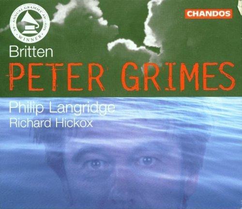 B. Britten/Peter Grimes-Comp Opera@Langridge/Watson/Opie@Hickox/Various