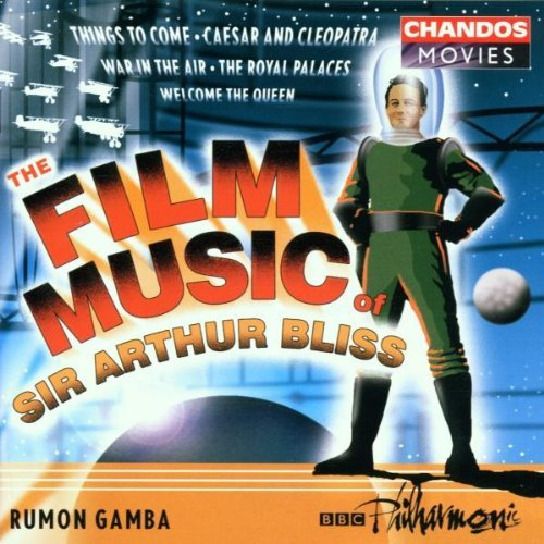 A. Bliss Film Music Gamba Bbc Phil