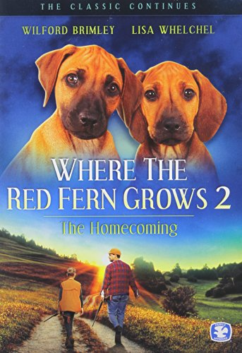Where The Red Fern Grows Pt. 2 Where The Red Fern Grows Pt. 2 DVD Mod This Item Is Made On Demand Could Take 2 3 Weeks For Delivery