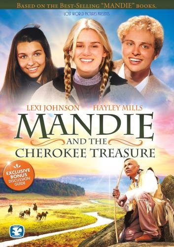 Mandie & The Cherokee Treasure Mandie & The Cherokee Treasure G