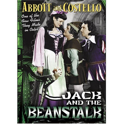 Jack & The Beanstalk Abbott & Costello Clr G