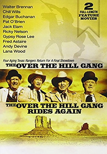 Over The Hill Gang Brennan Buchanan O'brien Wills Nr