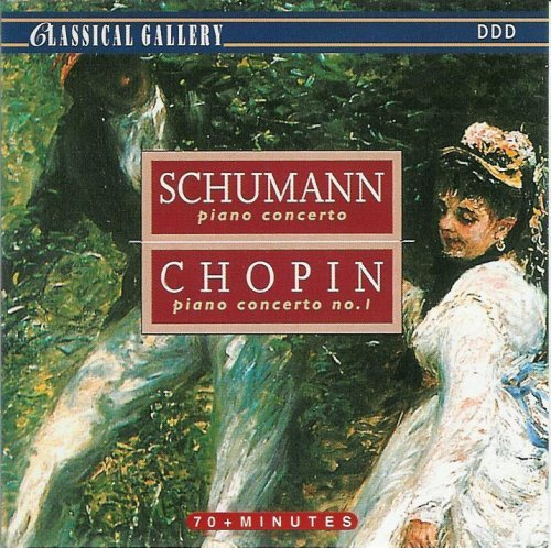 Schumann & Chopin Piano Concer Schumann & Chopin Piano Concer