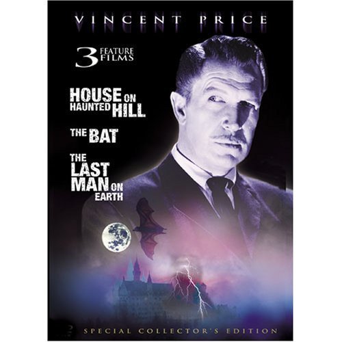 House On Haunted Hill Bat Last Price Vincent Nr