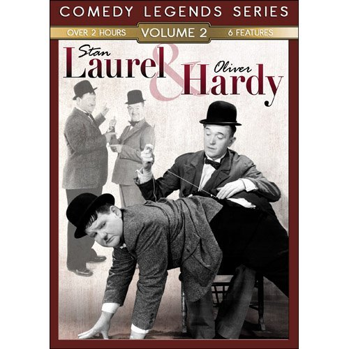 Laurel & Hardy 2 Laurel & Hardy Nr