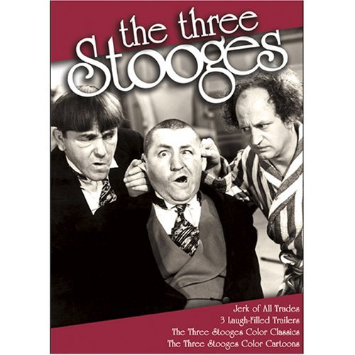 Three Stooges Vol. 2 Clr Nr
