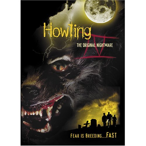 Howling 4 Original Nightmare Windsor Romy R