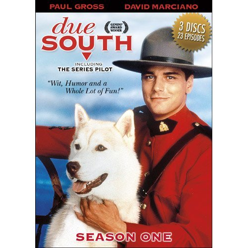 Due South Due South Season 1 Nr 4 DVD