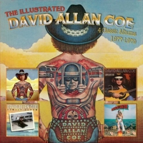 David Allan Coe Illustrated David Allan Coe 4