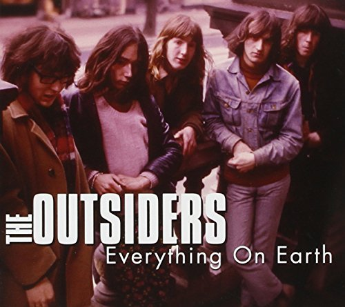 Outsiders Everything On Earth Import Gbr 3 CD