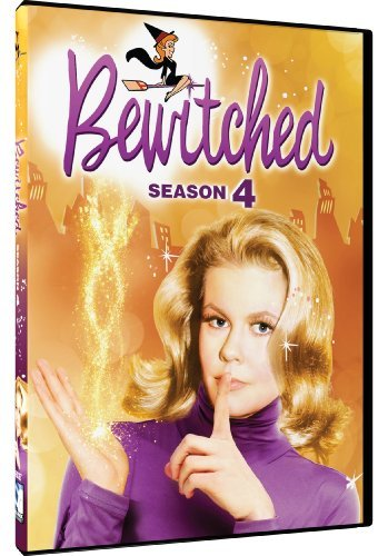 Bewitched Season 4 DVD