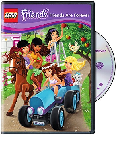 Lego Friends Friends Are Forever DVD