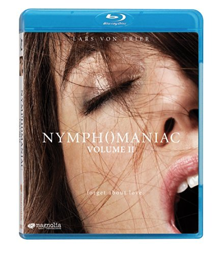 Nymphomaniac Volume 2 Gainsbourg Skarsgard Labeouf Thurman Slater Dafoe Blu Ray Nr