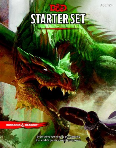 Wizards Rpg Team Dungeons & Dragons Starter Set Fantasy Roleplaying Game Starter Set