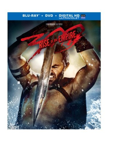 300 Rise Of An Empire Stapleton Green Blu Ray DVD Dc Uv R