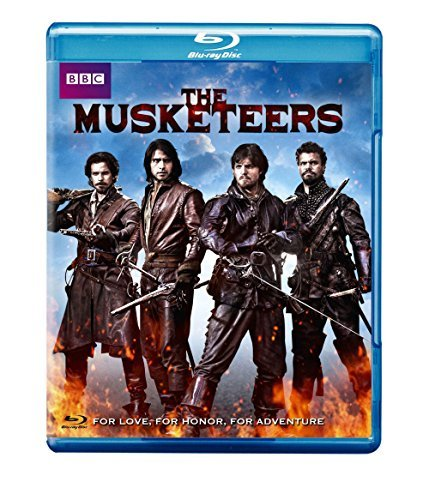 Musketeers Season One Musketeers Season One