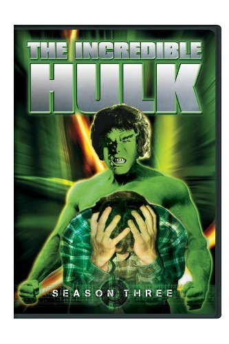 Incredible Hulk Season 3 DVD