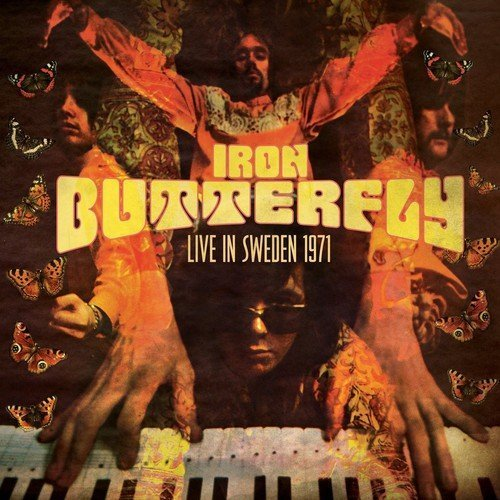 Iron Butterfly Live In Sweden 1971