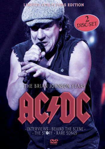 Ac Dc Brian Johnson Years Incl. CD