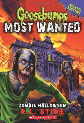 R. L. Stine Zombie Halloween (goosebumps Most Wanted Special E