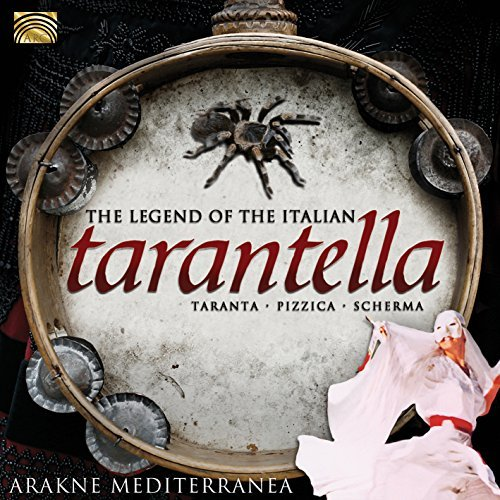 Arakne Mediterranea Legend Of The Italian Tarantel