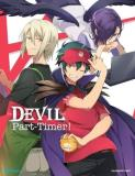 Devil Is A Part Timer Complete Series Blu Ray Ur