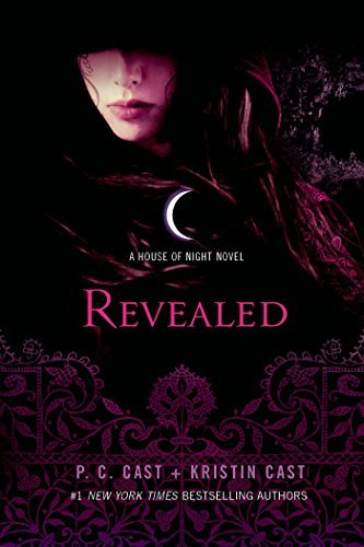 P. C. Cast Revealed A House Of Night Novel
