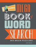 John M. Samson Go!games Mega Book Of Word Search 365 Brain Puzzlers