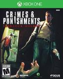 Xbox One Crimes And Punishments Sherlock Holmes