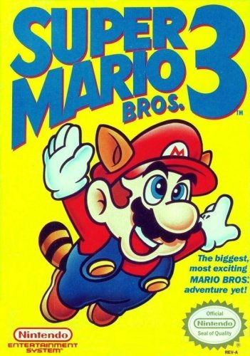 Nes Super Mario Bros 3