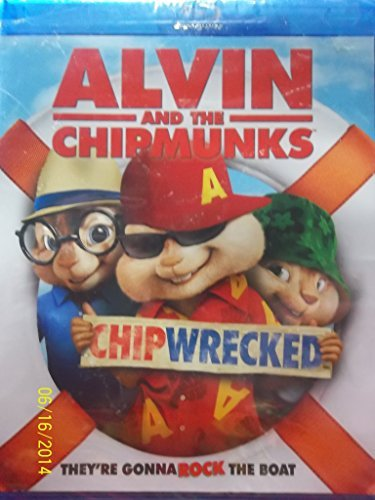 Alvin And The Chipmunks Chipwrecked (blu Ray) Blu Ray