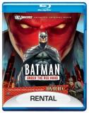 Batman Under The Red Hood (blu Ray)