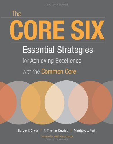 Harvey F. Silver The Core Six Essential Strategies For Achieving Excellence Wit