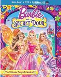 Barbie Barbie & The Secret Door Blu Ray