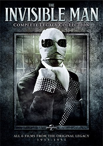 Invisible Man Rains Stuart Harrigan DVD Nr
