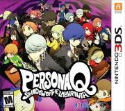 Nintendo 3ds Persona Q Shadow Of The Labyrinth