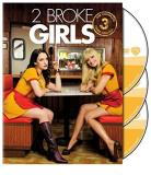 2 Broke Girls Season 3 DVD Season 3