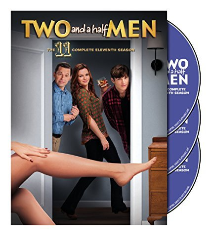 Two & A Half Men Season 11 DVD